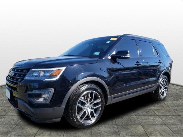 2016 Ford Explorer Sport 4WD