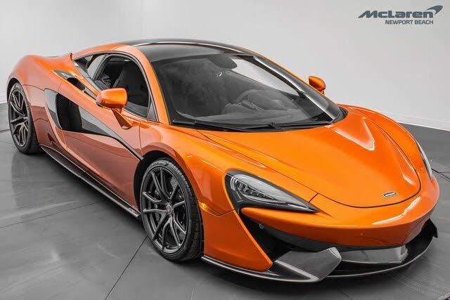 2018 McLaren 570S Coupe RWD