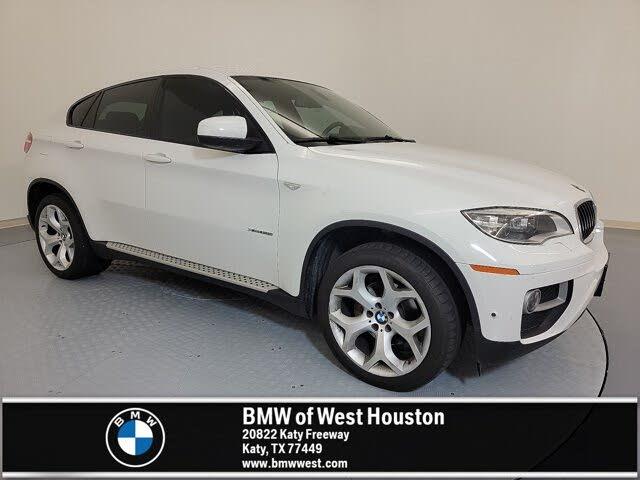 2014 BMW X6 xDrive35i AWD