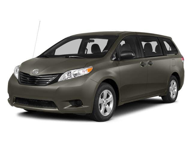 2014 Toyota Sienna XLE 7-Passenger AWD