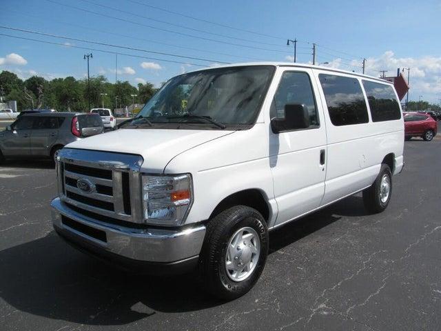 2012 Ford E-Series E-350 XL Super Duty Passenger Van