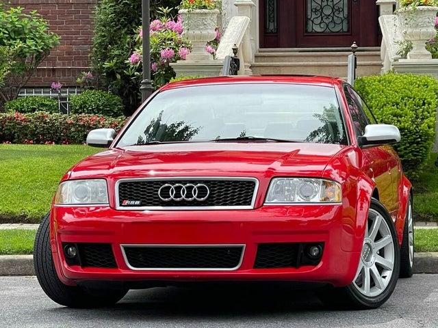 2003 Audi RS 6 quattro Turbo AWD
