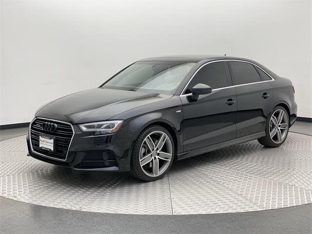 2019 Audi A3 2.0T quattro Premium Plus Sedan AWD