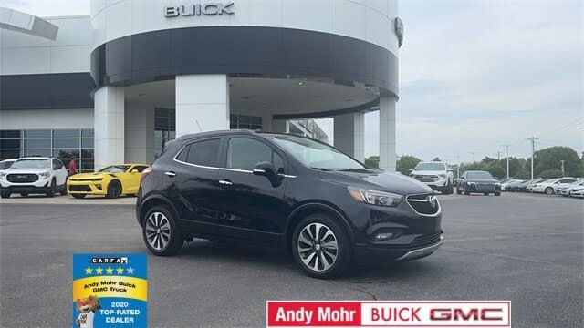2018 Buick Encore Preferred II FWD