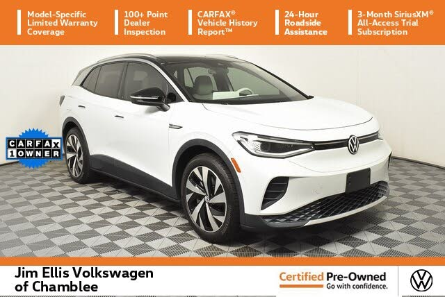 2021 Volkswagen ID.4 1st Edition RWD