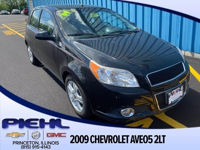 2009 Chevrolet Aveo 5 2LT Hatchback FWD