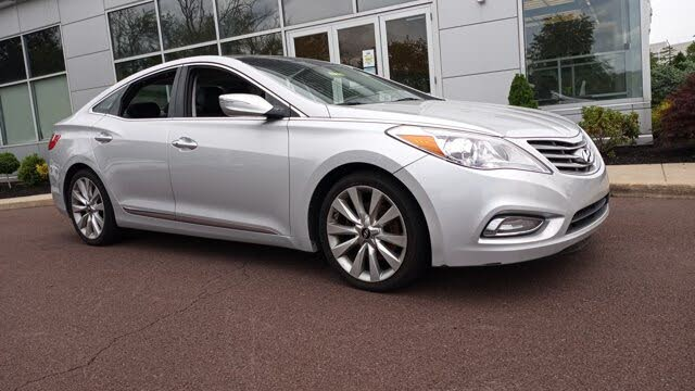 2014 Hyundai Azera Limited FWD