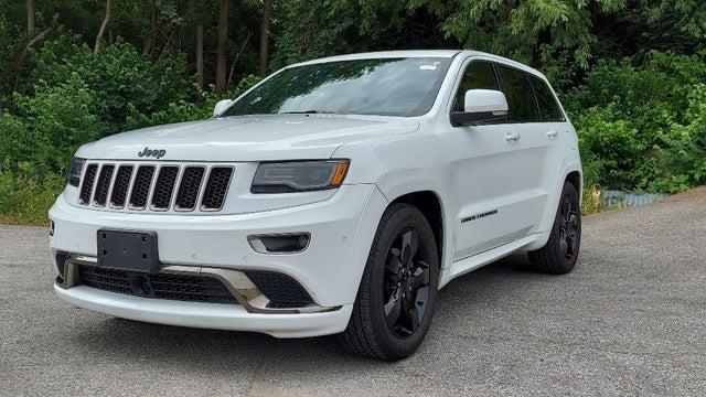 2015 Jeep Grand Cherokee High Altitude 4WD