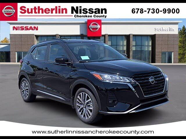 2021 Nissan Kicks SR FWD