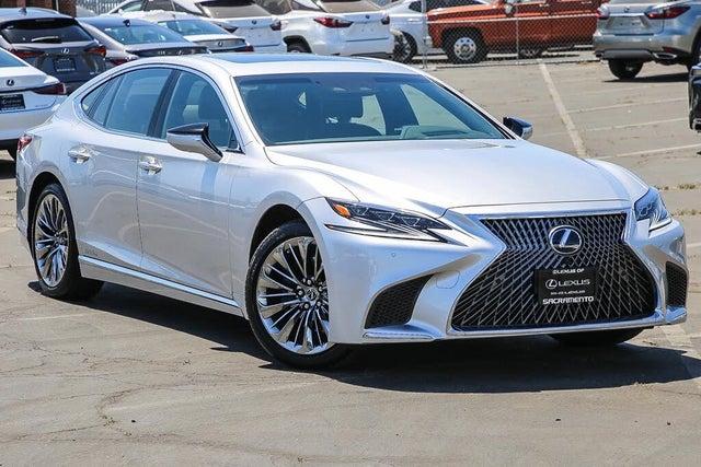 2020 Lexus LS Hybrid 500h RWD