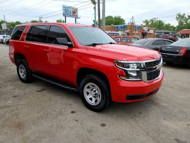 2018 Chevrolet Tahoe Special Service 4WD