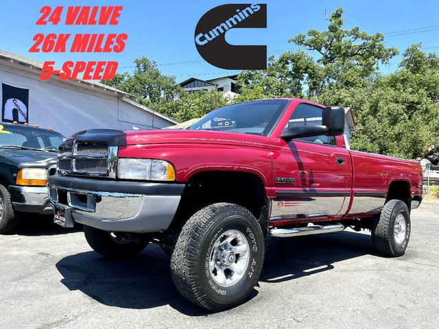 1998 Dodge RAM 2500 Laramie SLT LB 4WD