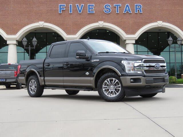 2018 Ford F-150 King Ranch SuperCrew RWD