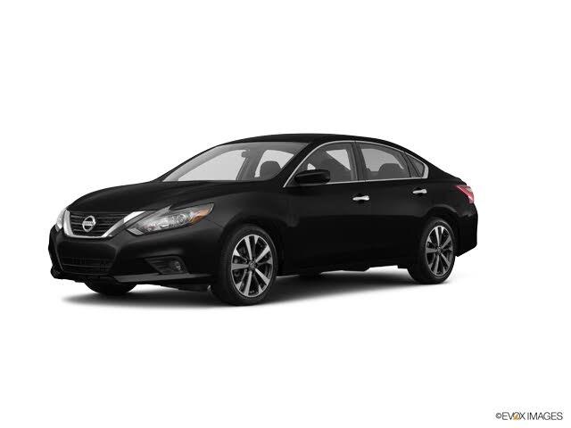 2017 Nissan Altima 2017.5 2.5 SR