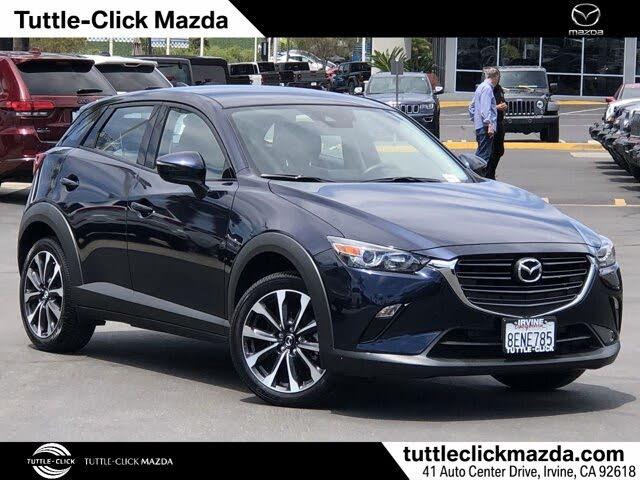 2019 Mazda CX-3 Touring FWD