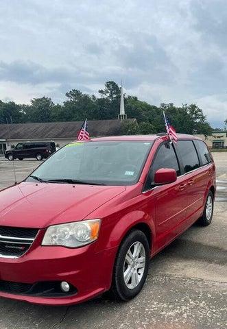 2013 Dodge Grand Caravan Crew FWD