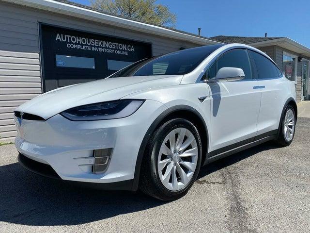 2017 Tesla Model X 90D AWD
