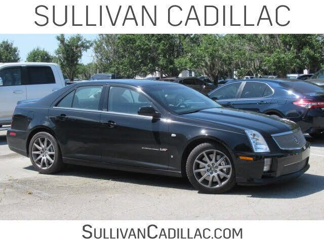 2007 Cadillac STS-V RWD