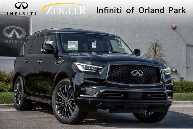 2021 INFINITI QX80 Premium Select AWD