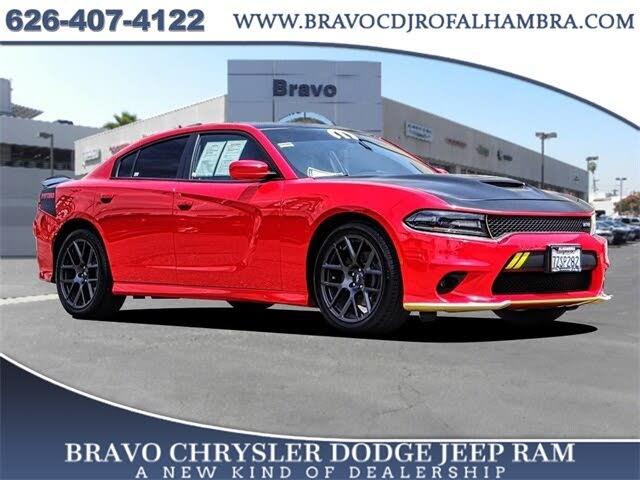 2017 Dodge Charger Daytona RWD
