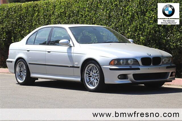 2002 BMW M5 RWD