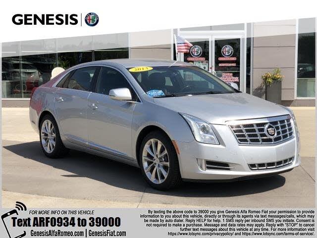 2013 Cadillac XTS Luxury FWD