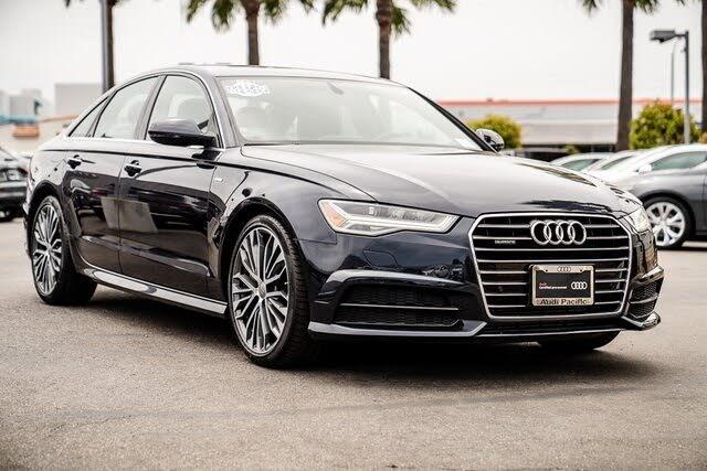 2018 Audi A6 2.0T quattro Premium Plus Sedan AWD