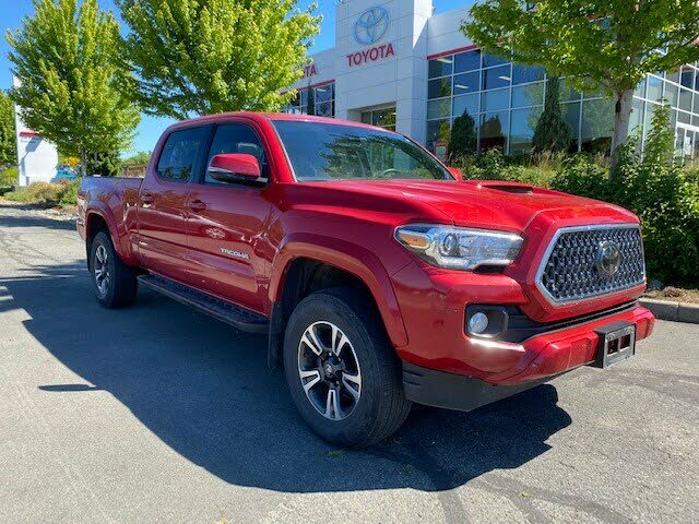 2018 Toyota Tacoma TRD Sport Double Cab LB 4WD