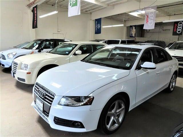 2011 Audi A4 2.0T Premium Plus FWD