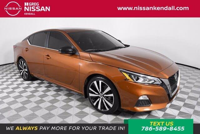 2021 Nissan Altima 2.0 SR FWD