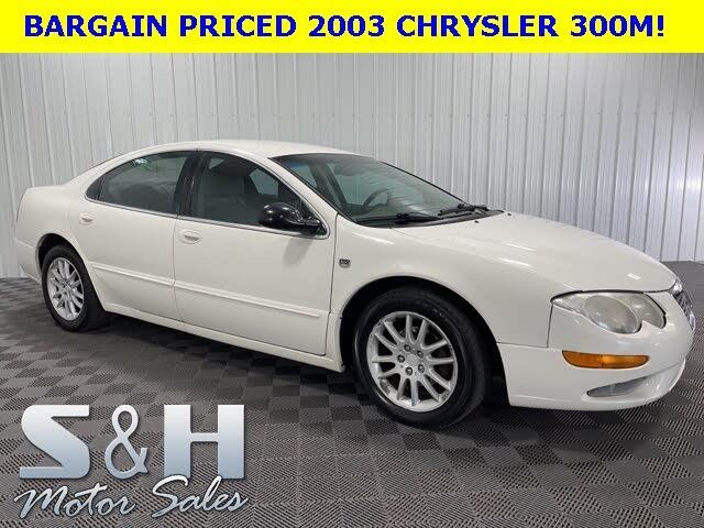 2003 Chrysler 300M FWD