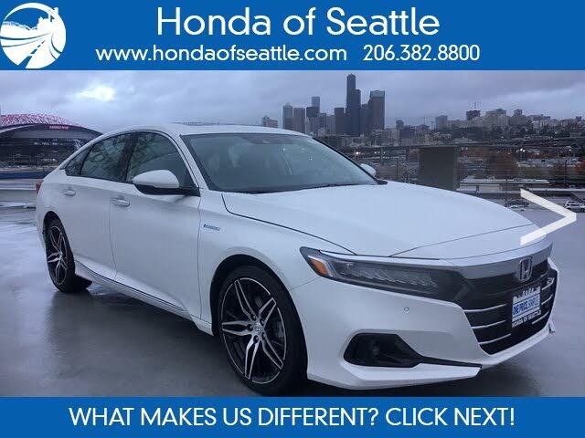 2021 Honda Accord Hybrid Touring FWD