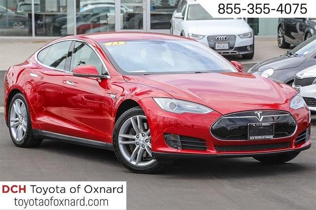 2013 Tesla Model S 60 RWD