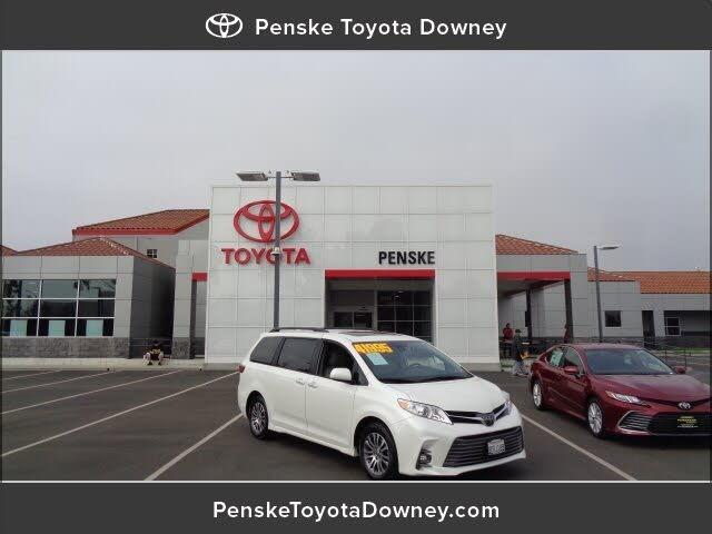 2020 Toyota Sienna XLE 8-Passenger FWD