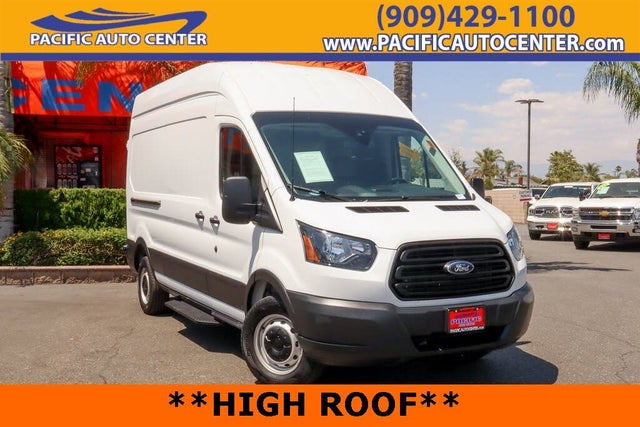 2019 Ford Transit Cargo 350 High Roof LWB RWD with Sliding Passenger-Side Door