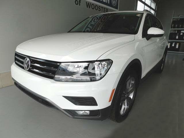 2021 Volkswagen Tiguan 2.0T SEL 4Motion AWD