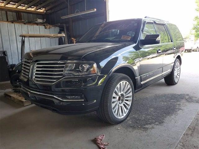 2016 Lincoln Navigator Reserve RWD