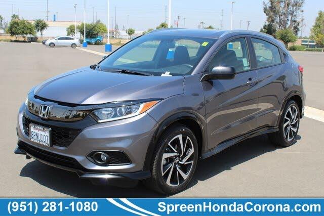 2020 Honda HR-V Sport FWD