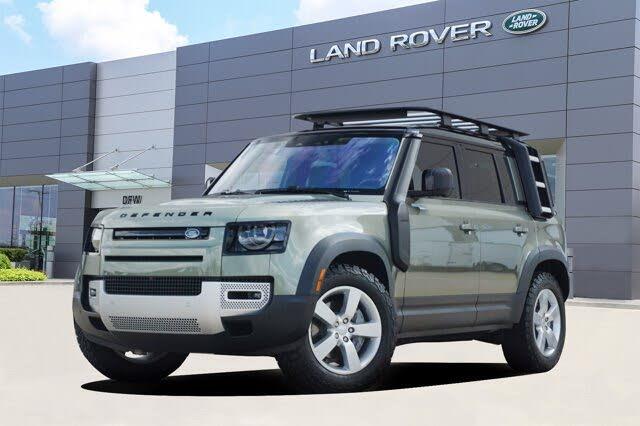 2021 Land Rover Defender 110 SE AWD