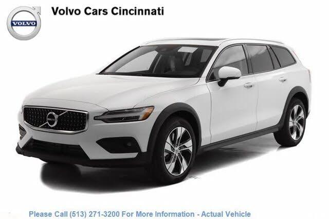 2021 Volvo V60 T5 AWD