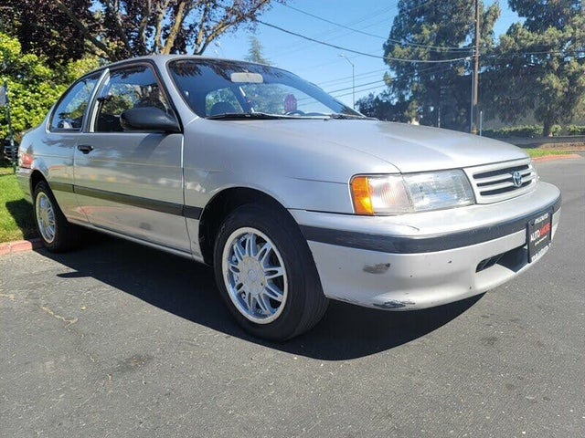 1991 Toyota Tercel 2 Dr DX Coupe