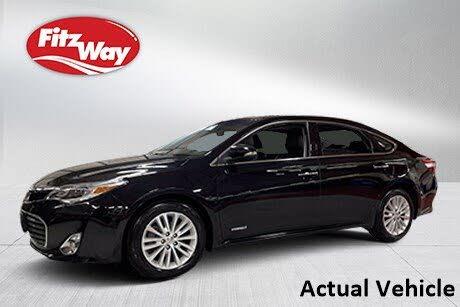 2015 Toyota Avalon Hybrid XLE Touring FWD