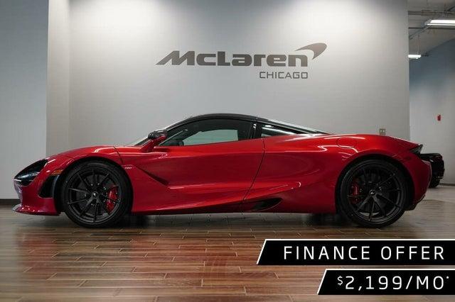 2021 McLaren 720S Performance Coupe RWD
