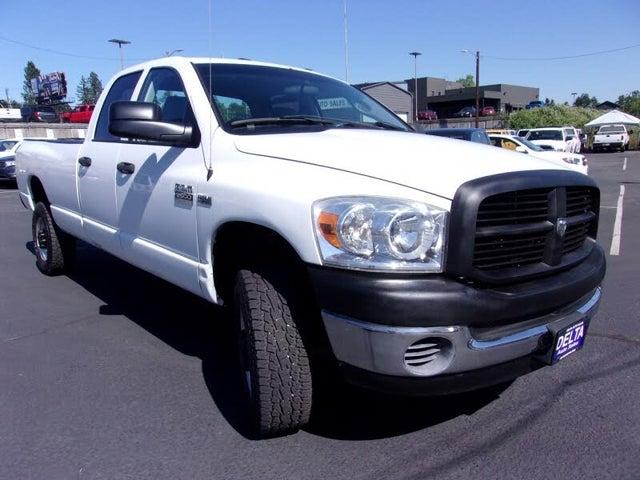 2007 Dodge RAM 2500 SLT Quad Cab 4WD