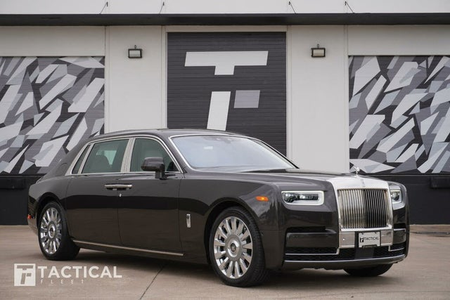 2019 Rolls-Royce Phantom Extended Wheelbase RWD