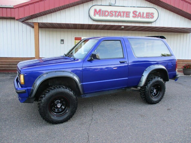 1989 Chevrolet S-10 Blazer Sport 4WD