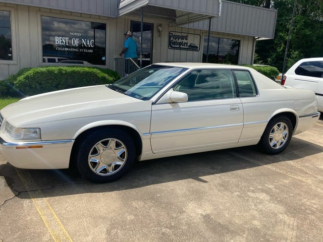 2002 Cadillac Eldorado ESC Coupe FWD