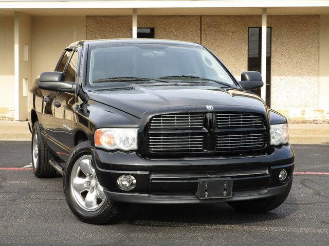 2003 Dodge RAM 1500 Laramie Quad Cab RWD