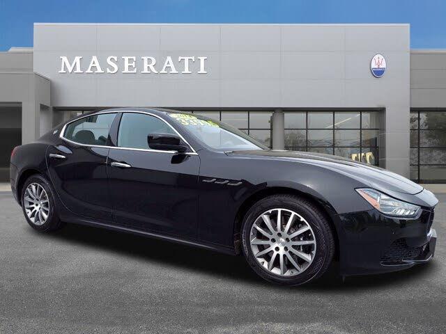 2014 Maserati Ghibli S Q4 AWD