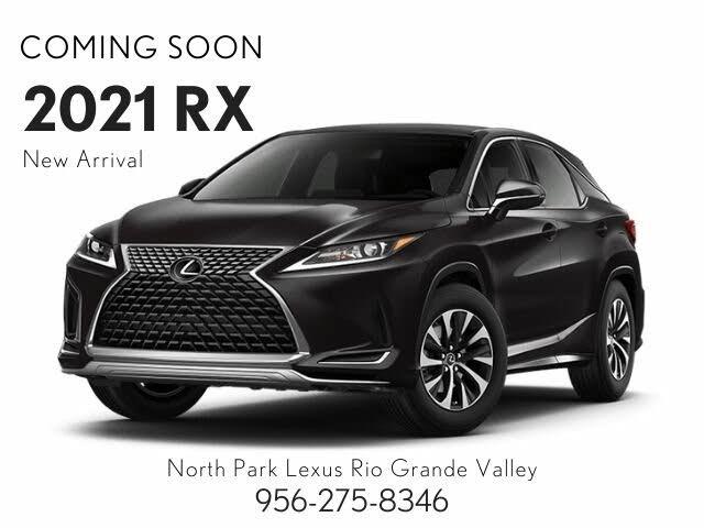 2021 Lexus RX 350 FWD